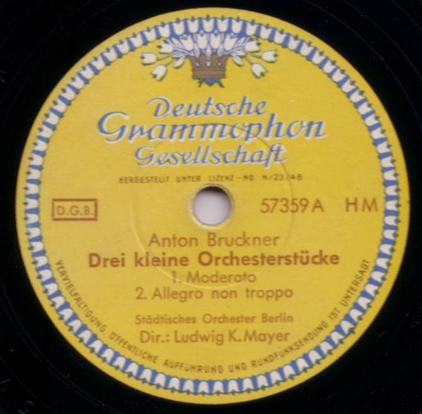 Label for the DGG release