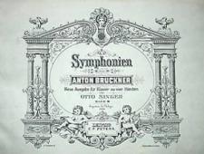 Scores (Orchestral, Transcriptions, etc.)