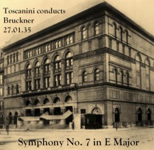 Berky, John: The Toscanini recording of the Bruckner Symphony No. 7