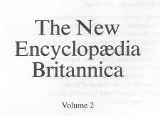 Britannica Encyclopedia Essay - 1973