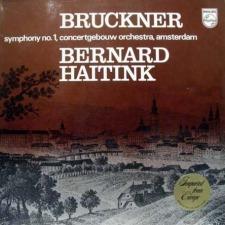 Cooke, Deryck: Bruckner: Symphony No.1
