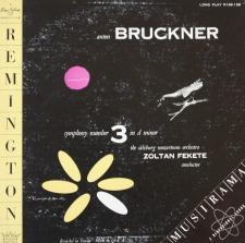 Schauensee, Max von: Bruckner Symphony No. 3