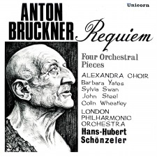 Schoenzeler, Hans-Hubert: Four Pieces and Requiem