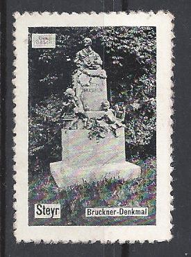 The planning for the Bruckner monument