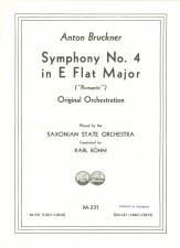 Veinus, Abraham: Bruckner Symphony No. 4