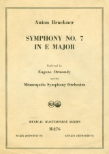 Veinus, Abraham: Bruckner Symphony No. 7