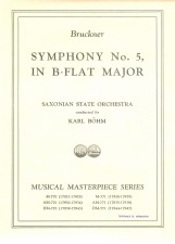 Veinus, Abraham: Bruckner Symphony No. 5