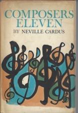 Cardus, Neville: Composers Eleven - Bruckner