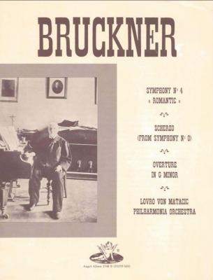 Carner, Mosco: Bruckner Overture & Symphony No. 4