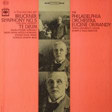 Diether, Jack: Bruckner Symphony No. 5