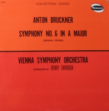 Engel, Gabriel: Essay on the Symphony No. 6