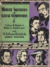 Hansl, Eva: Minute Sketches of Great Composers