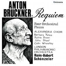Schoenzeler, Hans-Hubert: Four Pieces and Requiem