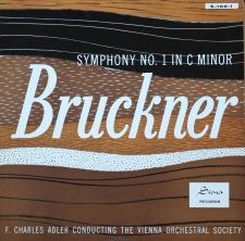 Smith, Warren Storey: Bruckner Symphony No. 1