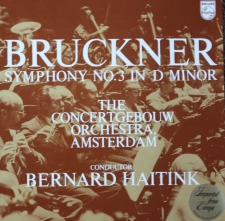 Wilson, Conrad: Bruckner: Symphony No. 3