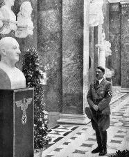 Engel, Friedrich: Hitler's Death as Announced on the Radio
