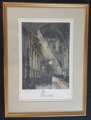 Bruckner Archive acquires a Tanna Kasimir-Hoernes print
