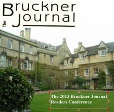 2013 Bruckner Journal Documents