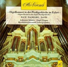 April, 2017: Johann N. David: Introitus, Choral and Fugue on a Theme of Anton Bruckner