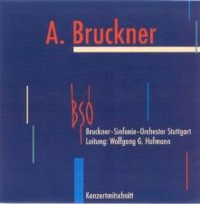 April, 2020: Symphony No. 3 / Wolfgang Hofmann / Bruckner Symphony Orchestra of Stuttgart