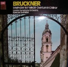 December 2010: Symphony in F Minor / Elyakum Shapirra / London S.O.