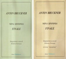July, 2018: Roberto Ferrazza's Completion of the Bruckner Ninth Finale
