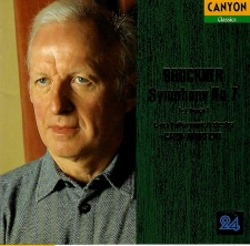 June, 2020: Symphony No. 7: Gerd Albrecht / Czech Philharmonic Orchestra / Canyon CD