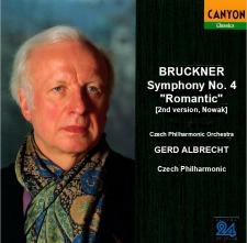 May, 2020: Symphony No. 4 / Gerd Albrecht / Czech Philharmonic Orchestra / Canyou CD