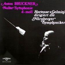 October, 2010: Symphony in D Minor / von Gelmini / Nuremberg Symphony
