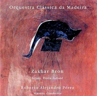 February, 2019: Three Orchestral Pieces / Robert Perez / Orquestra Classica da Madeira