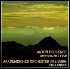 January, 2018: Symphony No. 7 / Raoul Grueneis / Akademisches Orchestra Freiburg