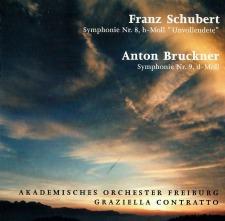 January, 2019: Symphony No. 9 / Graziella Contratto / Akademisches Orchestra Freiburg