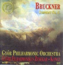 June, 2012: Symphony No. 4 / Thomas Koncz / Gyor Philharmonic
