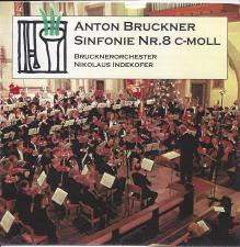 June, 2014: Symphony No. 8 / Nikolaus Indlekofer / Brucknerorchester