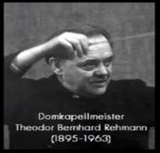 March, 2013: Herbstlied / Theodor Rehmann / Aachen Domchor / Electrola 78
