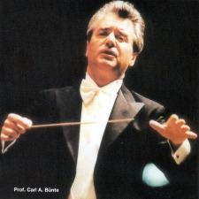 March, 2019: Symphony No. 3 / Carl Buente / Berlin Symphony Orchestra / Archive recording