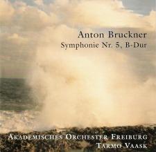 November, 2017: Symphony No. 5 / Vaaks / Akademisches Orchestra Freiburg
