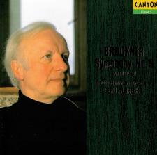 September, 2020: Symphony No. 9: Gerd Albrecht / Czech Philharmonic Orchestra / Canyon CD