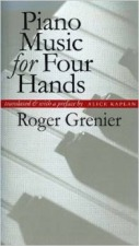 Grenier, Roger: Piano Music for Four Hands