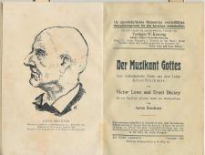 Bruckner References in Literature