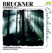 ASV CD QS 6154: Bruckner Symphony No. 7