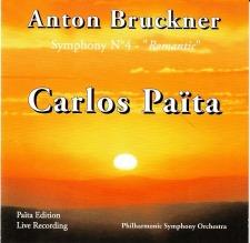 Lodia  CP 805 - Carlos Paita / Symphony No. 4