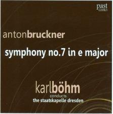 Past Classics SP638 - Karl Boehm - Bruckner Symphony No. 7