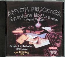 Vibrato VLL 136 - Bruckner: Symphony No. 9