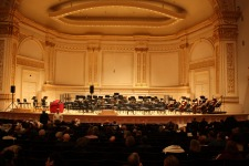The Berlin Philharmonic at Carnegie Hall - An evening of receptions