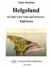 Fortissimo Music offers Scores and Parts for the Symphony No. 8 & Helgoland