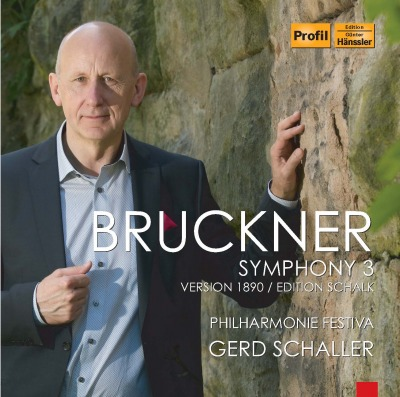 "Gerd Schaller's Recording of the 1890 ""Schalk Edition"" of the Symphony No. 3 is released."