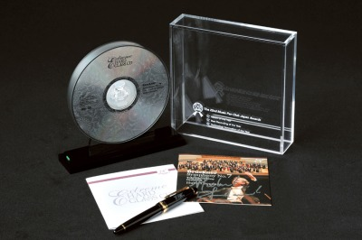 Soudant Bruckner 7th Released in Japan as a Glass CD