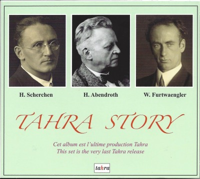 Tahra offers its last CD - A tribute to Rene Tremine