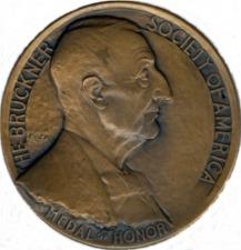 The Bruckner Society of America